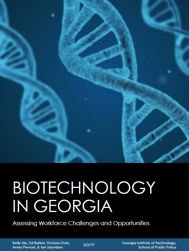 BioTech in Georgia Report Image