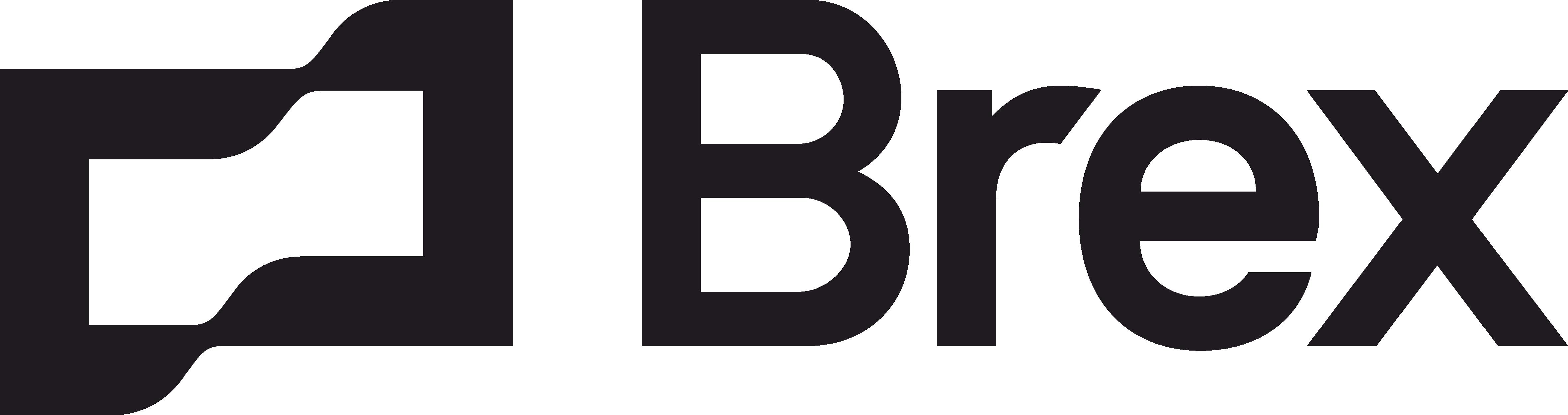 Brex Lockup_Logo_Black